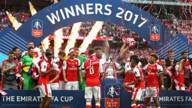 Arsenal could be playing this seasons FA Cup in October