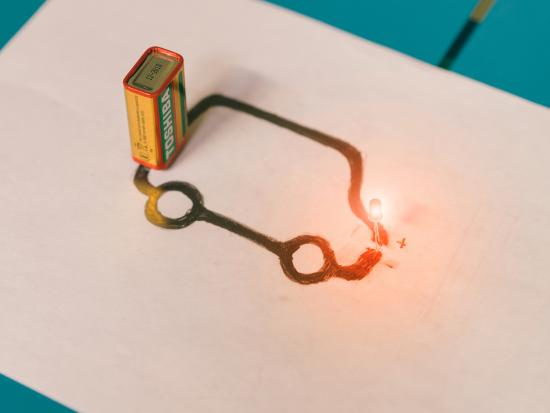 Simple Electric Circuit For Kids Electronic Circuits