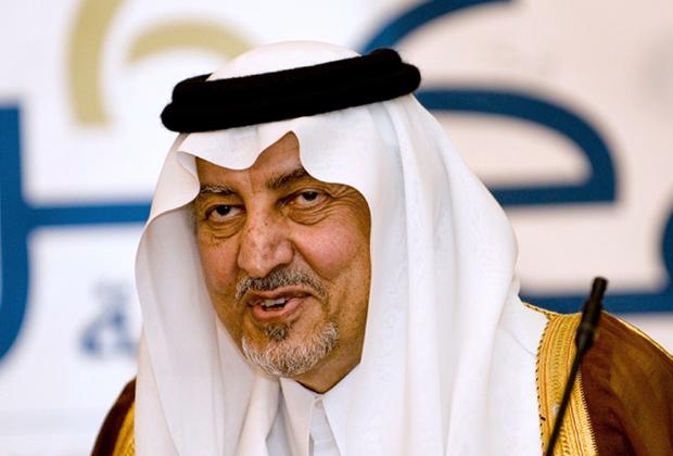 Настоящий Халид ибн Фальсал Аль Сауд — губернатор Мекки