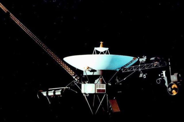 Voyager 2 достиг границы Солнечной системы