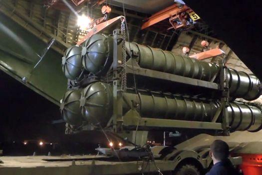 Россия передала Сирии ЗРК С 300 не за деньги, Израиль обещал уничтожить эти комплексы