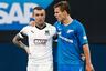 Alexander Kokorin and Pavel Mamaev