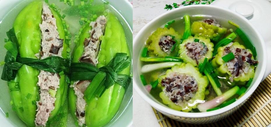 Bí quyết nấu canh khổ qua xanh giòn, ngọt nước, ăn vừa ngon vừa mát
