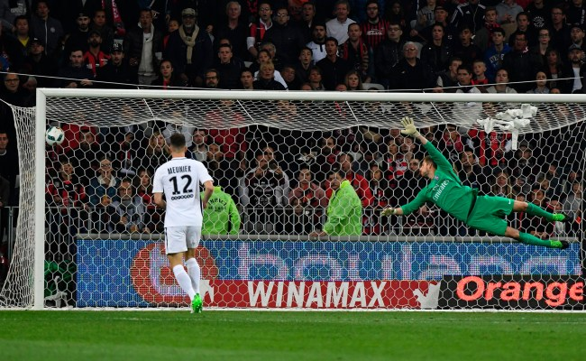 Match In Photos Psg Embarrassed And Defeated At Nice