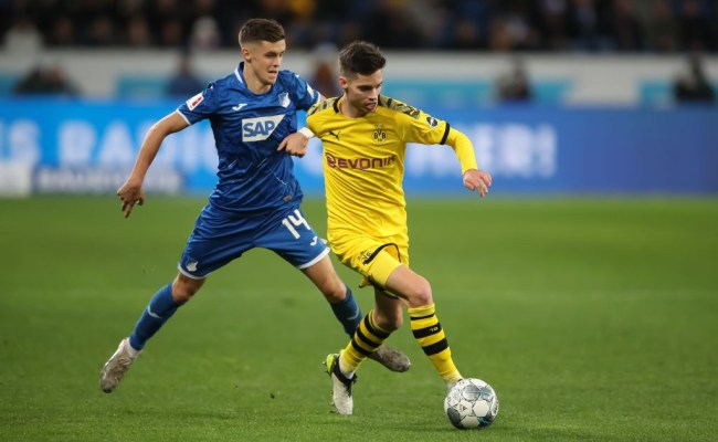 Eye On The Enemy Dortmund Blow Lead To Leipzig And Lose