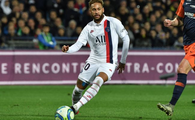 Video Neymar Scores Fabulous Free Kick To Draw Level