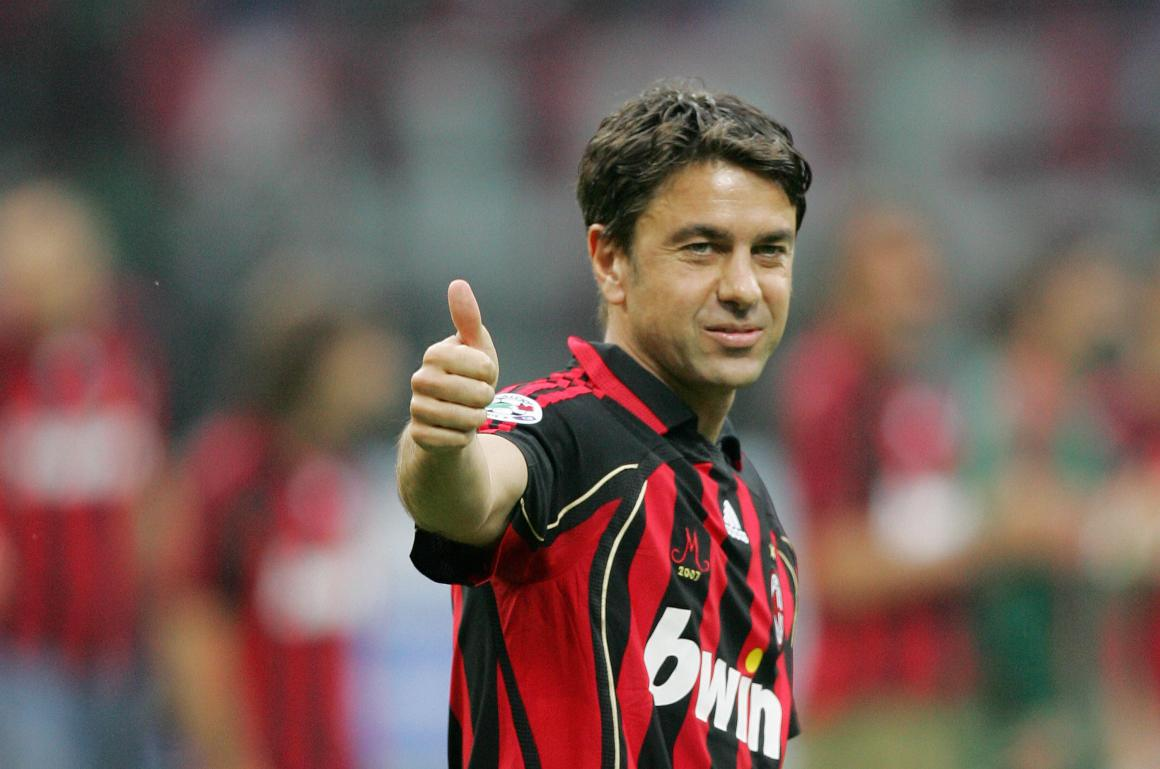 Alessandro Costacurta offered Team Manager role