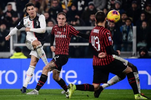 Preview: Coppa Italia semi-final, 1st leg - AC Milan vs. Juventus