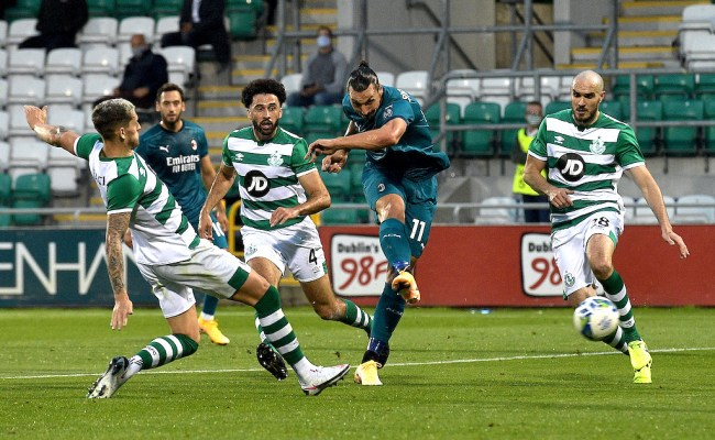Shamrock Rovers 0 2 Ac Milan Five Things We Learned