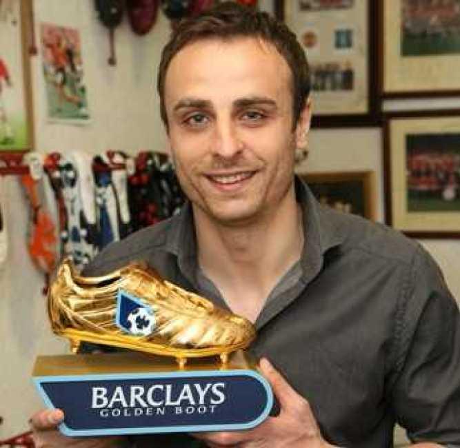 Резултат с изображение за berbatov golden shoe