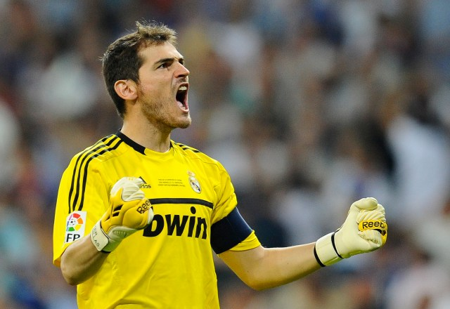 Iker Casillas: De Gea would be well received at Real Madrid
