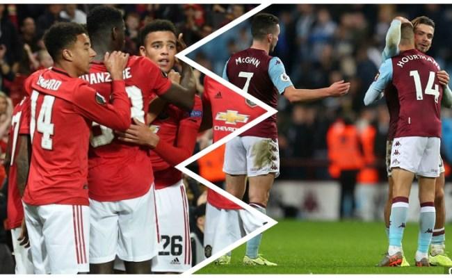 Match Preview Man Utd Vs Aston Villa Premier League