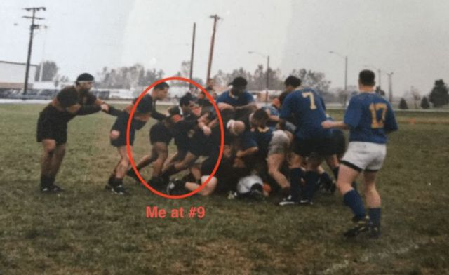 Glory days of Bowling Green State University Rugby