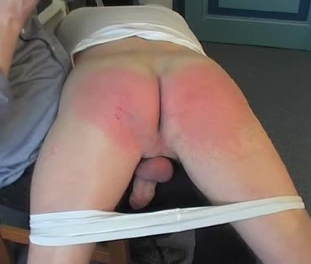 Nico Goes Otk And Gets A Firm Hand Spanking