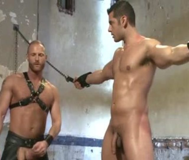 Muscle Gay Bound And Facial Sperm