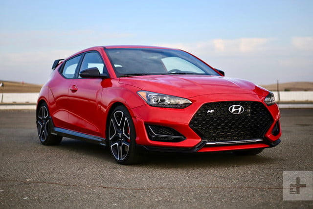 2019 Hyundai Veloster N First Drive Review Digital Trends