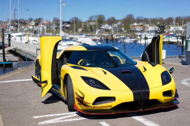 the fastest cars in