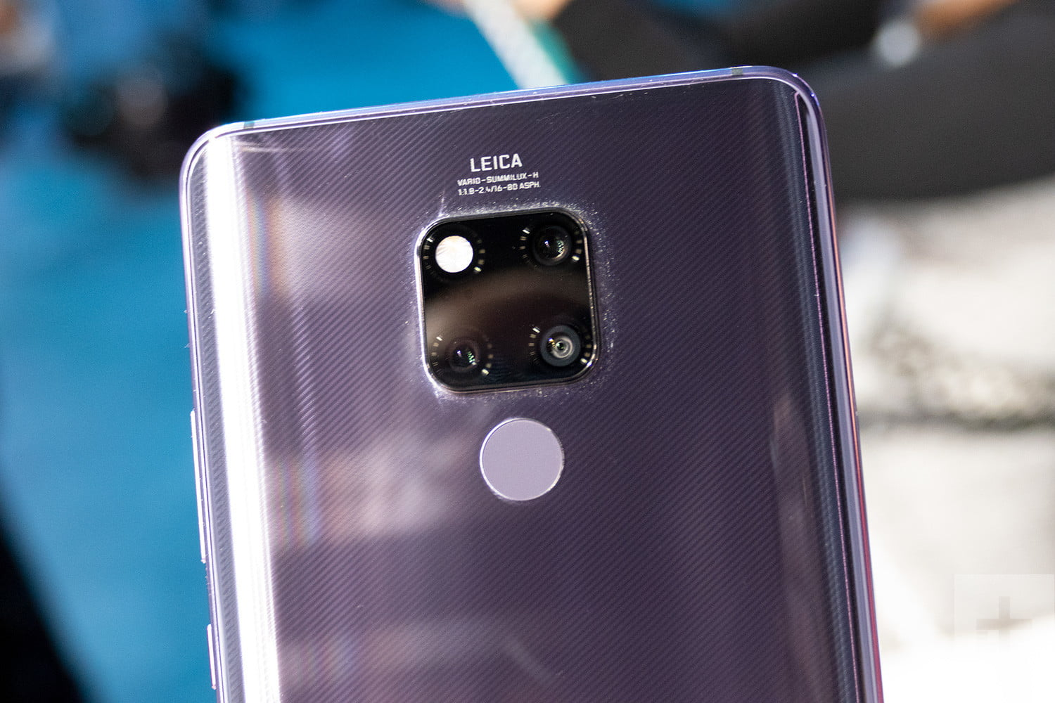 Huawei Mate 20 X Hands-on Review | Digital Trends