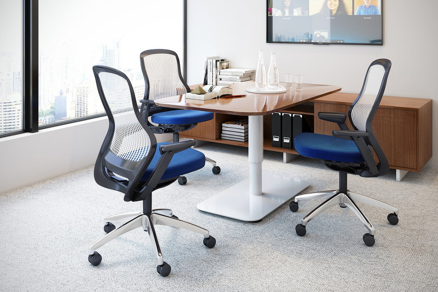 Knoll Regeneration Chair The 9 Best Desk Chairs For Home And Office Digital Trends