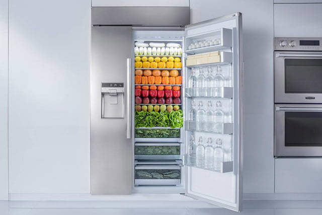 lg kitchen suite shelves signature is a luxury smart appliance brand from digital trends built in side by refrigerator