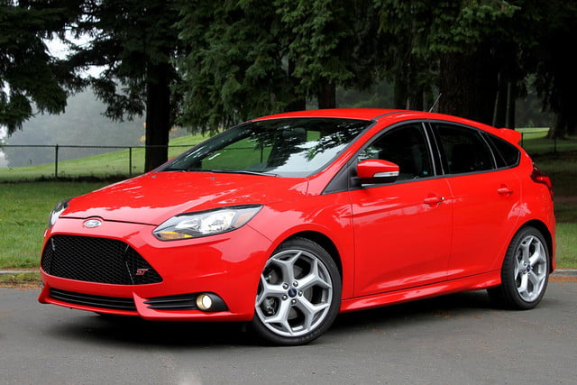 Candy Falls Live Wallpaper 2014 Ford Focus St Review Digital Trends