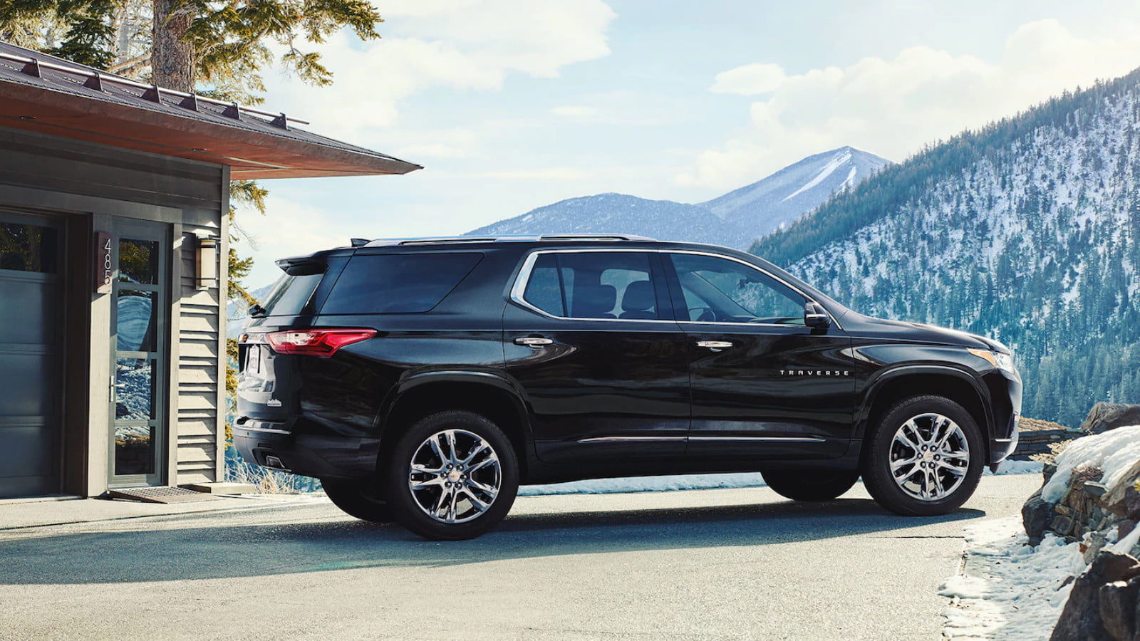hight resolution of all new 2018 chevrolet traverse redesign focuses on spaciousness digital trends
