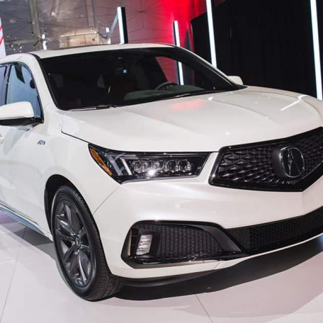 Acura Shows Off Of A Sportier-looking MDX Full-size