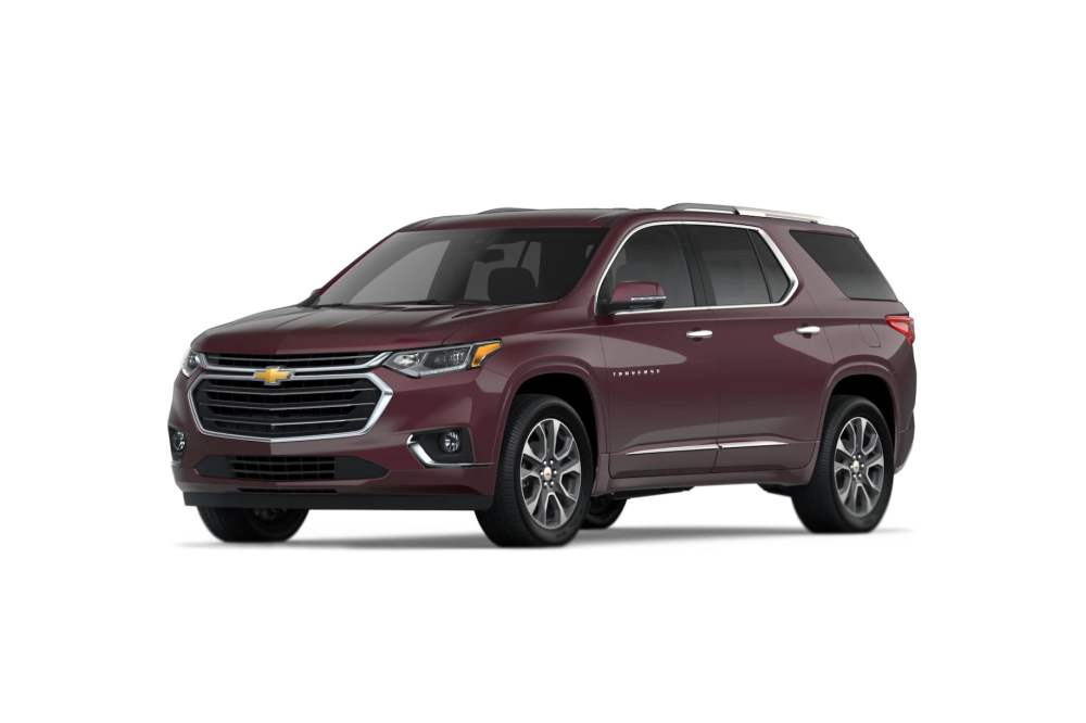 medium resolution of 2018 chevrolet traverse l