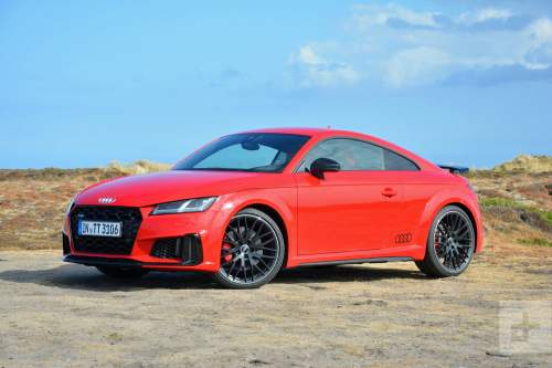 small resolution of 2019 audi tts first drive review