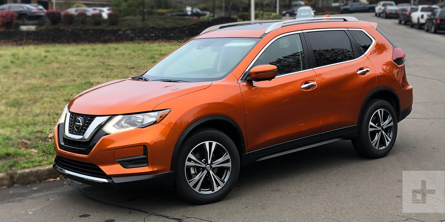 2019 Nissan Rogue is a TopSelling Compact Crossover