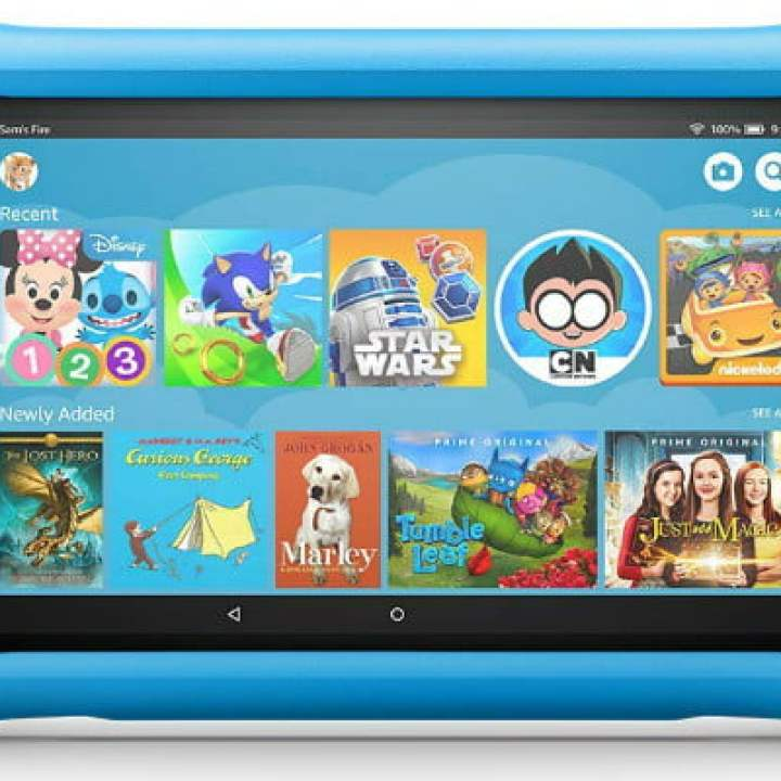 Black Friday amazon device offre tutti i nuovi tablet fire hd 8 kids edition