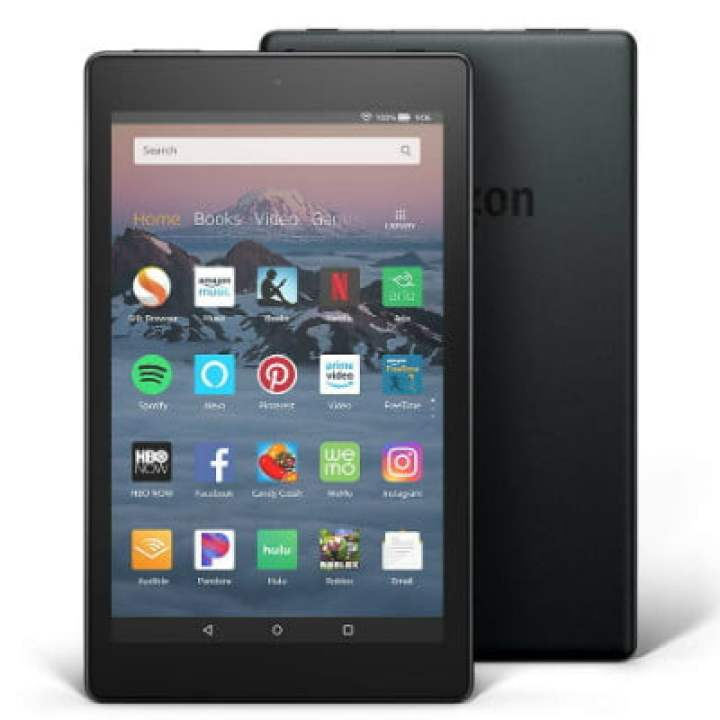 Black Friday amazon device offre tutti i nuovi tablet fire hd 8