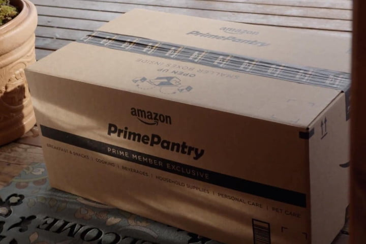amazon prende dispensa del club di primo livello delle dispense del club