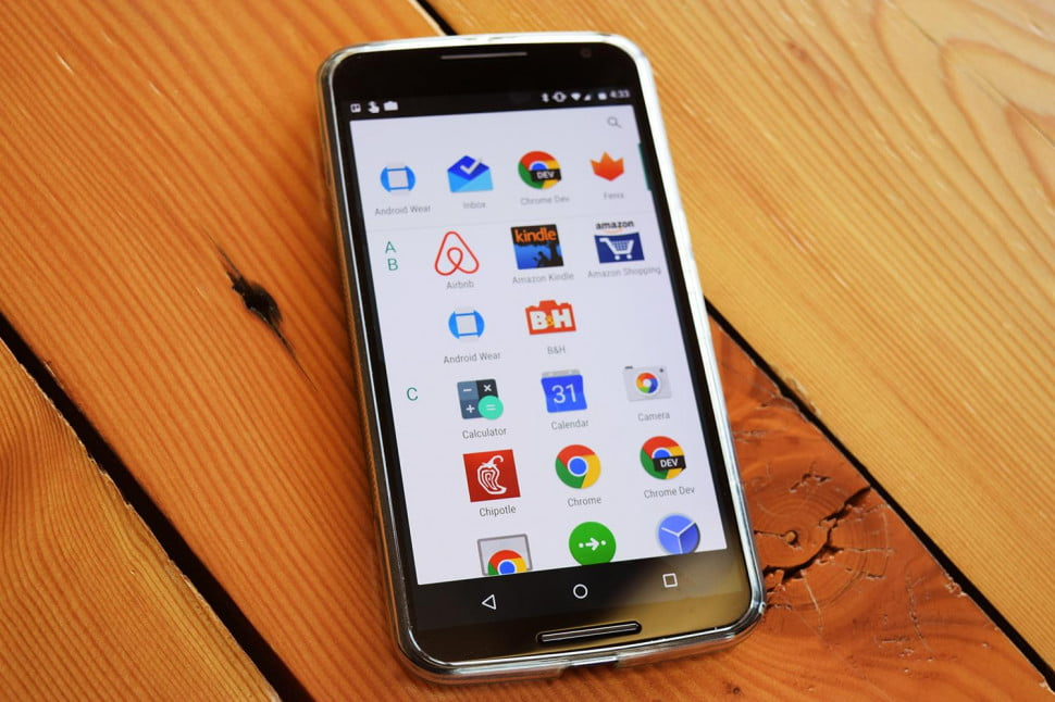 Android M Hands On