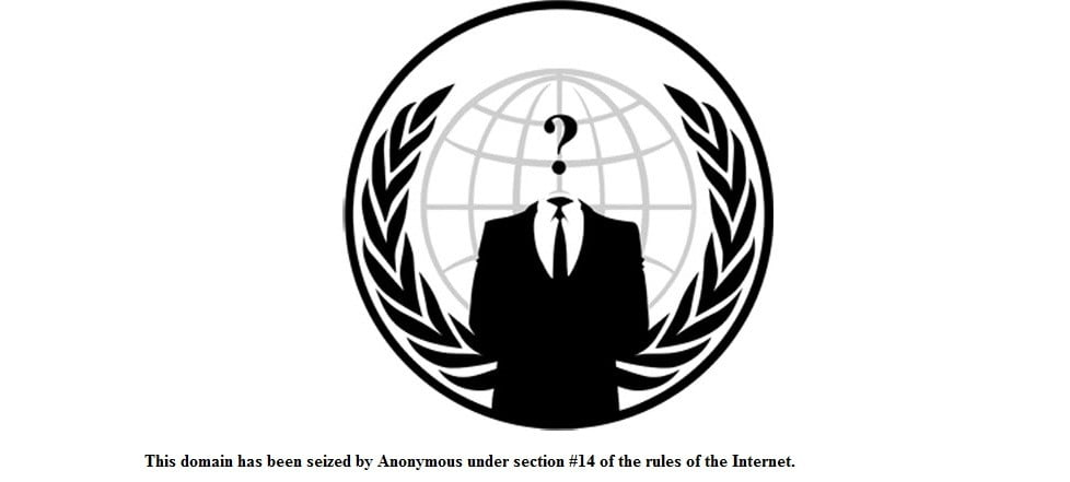 Anonymous seizes Westboro Baptist's domain during live TV