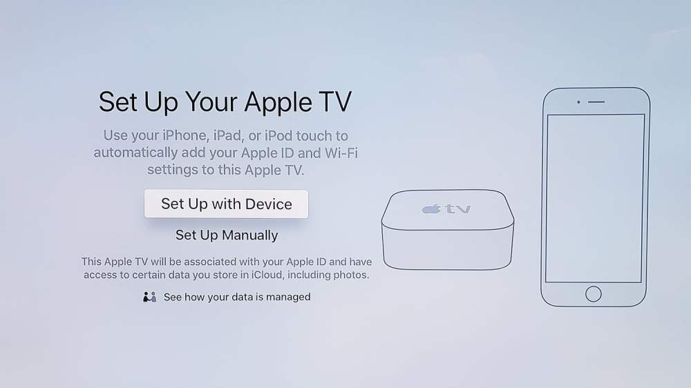 medium resolution of how to set up an apple tv and apple tv 4k digital trends apple tv wiring diagram