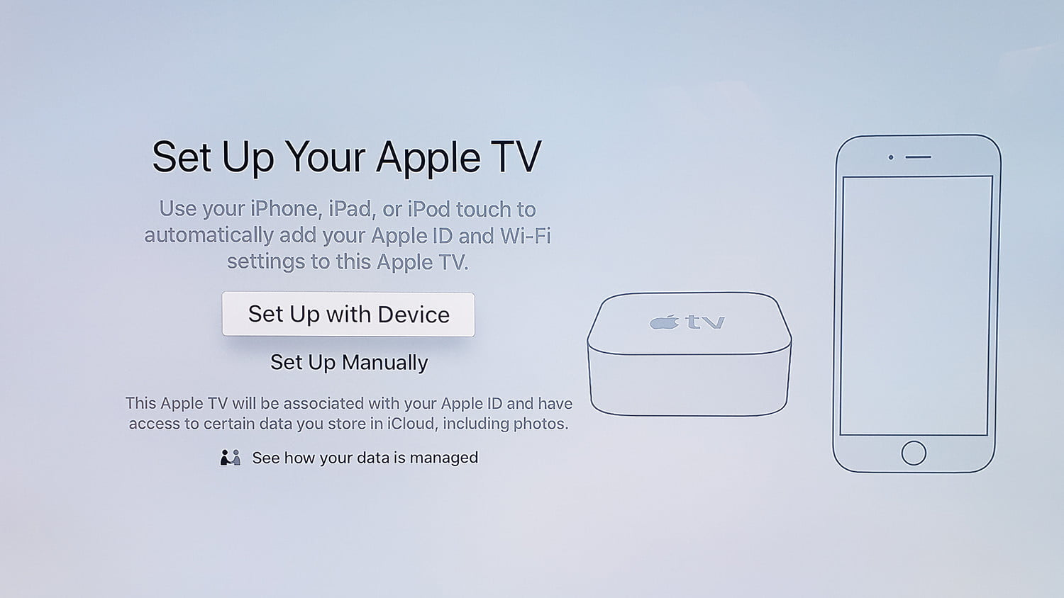 hight resolution of how to set up an apple tv and apple tv 4k digital trends apple tv wiring diagram