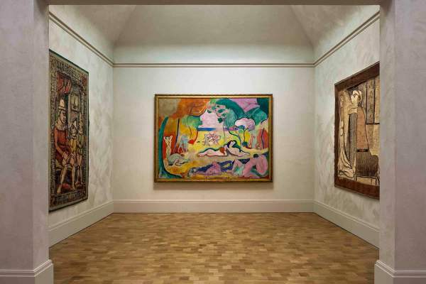 Philadelphia Art Barnes Foundation Machine Learning Digital Trends