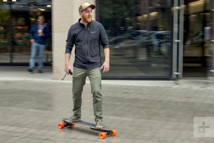 Boosted 2 Dual Electric Longboard Review Loaded Skateboard Ride3 Amazing Ideas