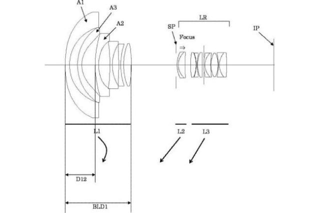 Canon patents design for new 11-24mm f/4 ultra-wide-angle