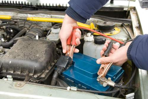 small resolution of car battery how to jump a car