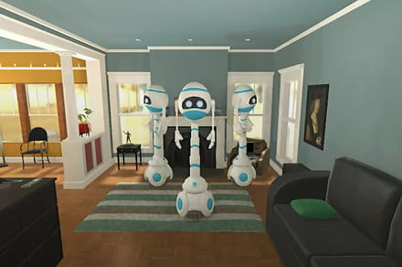 Why teaching robots to play hide-and-seek could be the key to next-gen A.I.