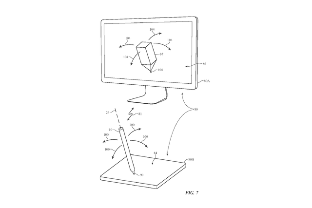 Apple's Next-Gen Stylus Might Double As a Joystick