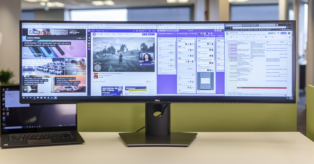 Dell Ultrasharp 49 Full Review: A Massively Awesome Ultrawide   Digital Trends