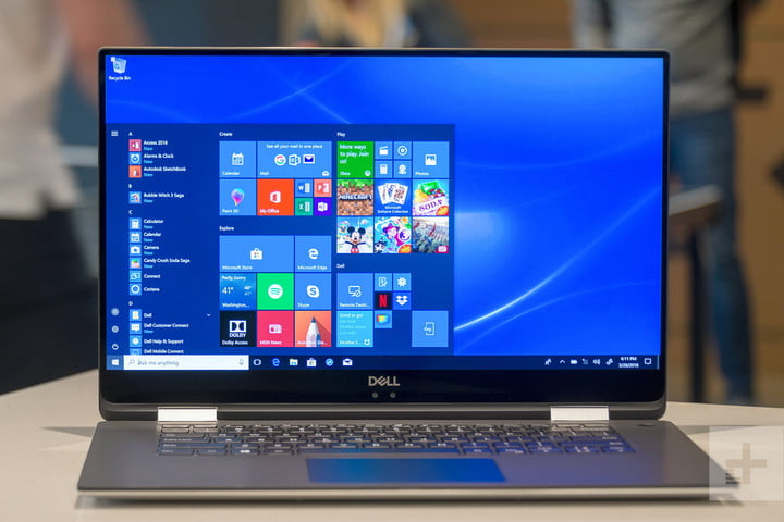 dell xps 15 2 in 1