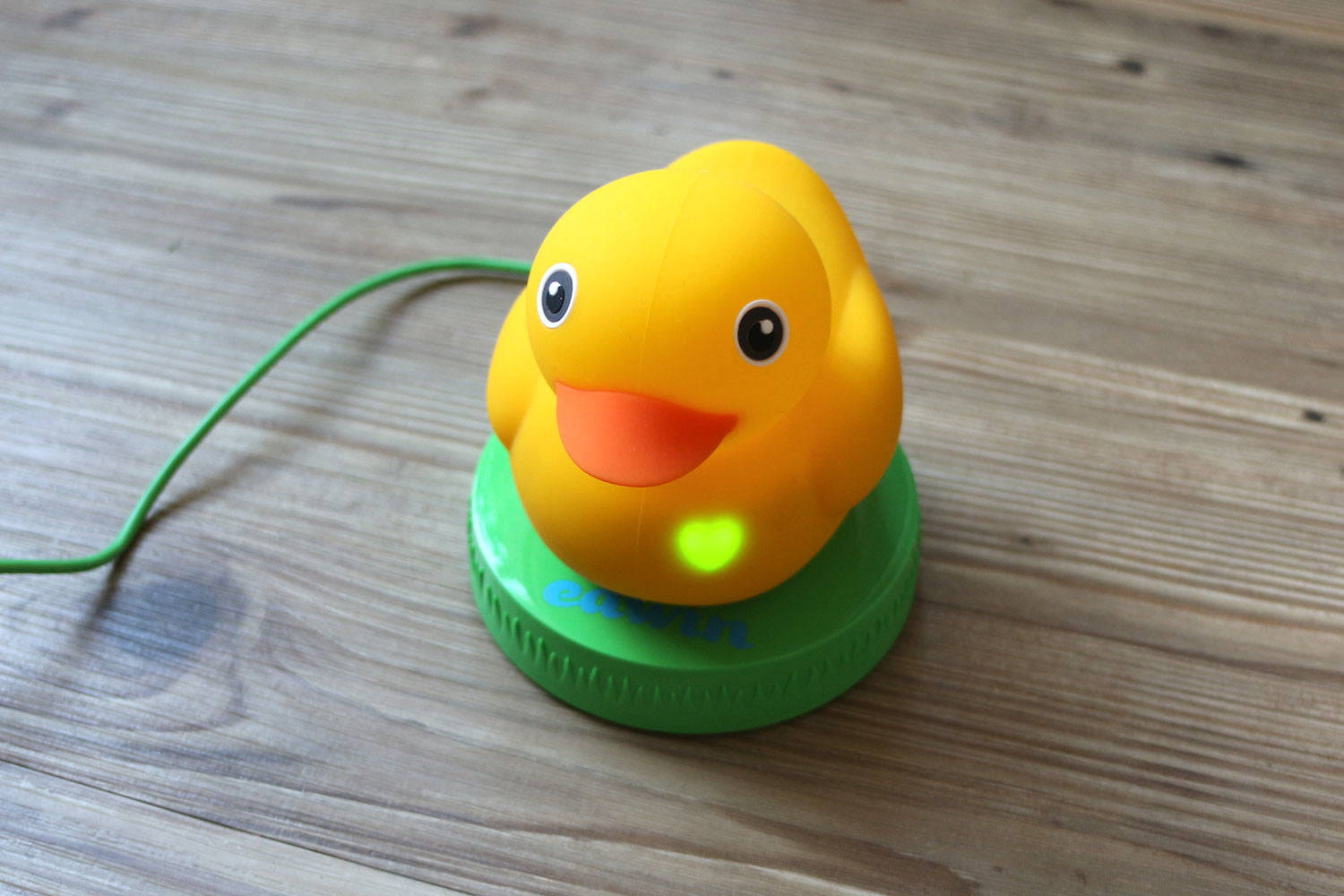 edwin the duck toy