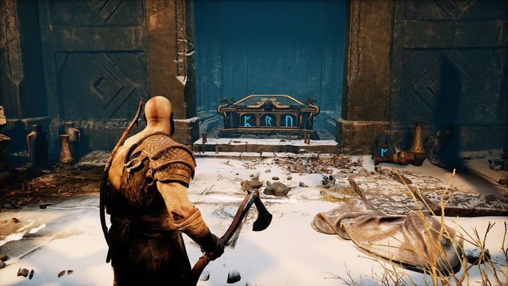 god of war nornir chests collectibles guide 1 wildwoods