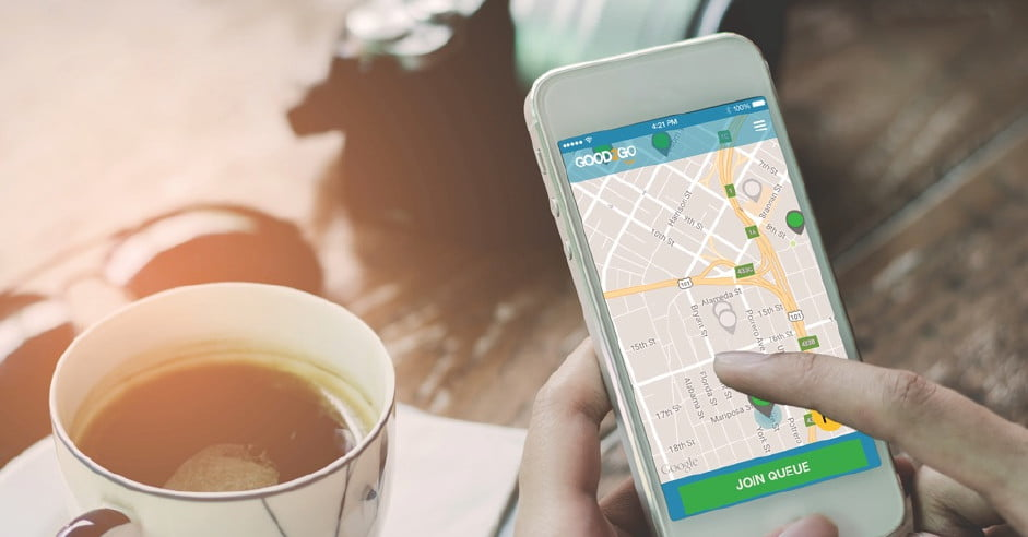 Good2Go App Launches. Helps You Find Safe And Sanitary Bathrooms   Digital Trends