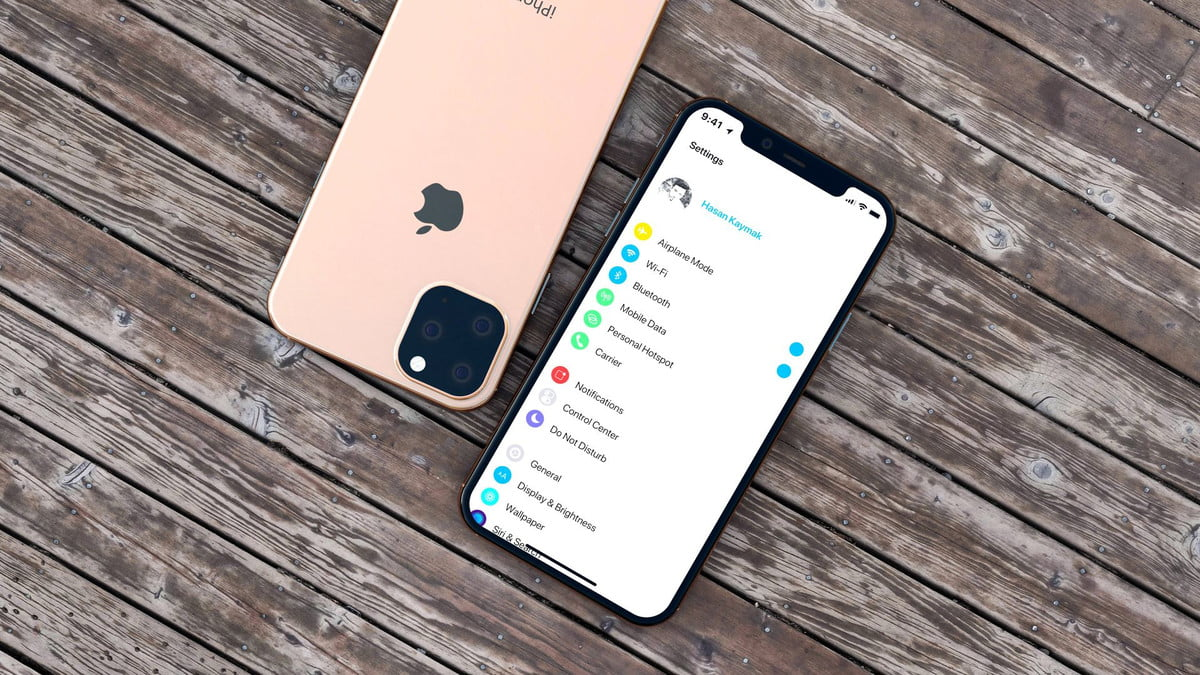 qué esperar apple iphone septiembre evento 2019 gold render 1