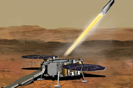 NASA lays groundwork for ambitious Mars Sample Return mission